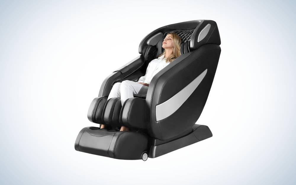 The Oways zero gravity SL track massage chair is best massage chair
