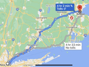 How to use less gas when driving with Google Maps