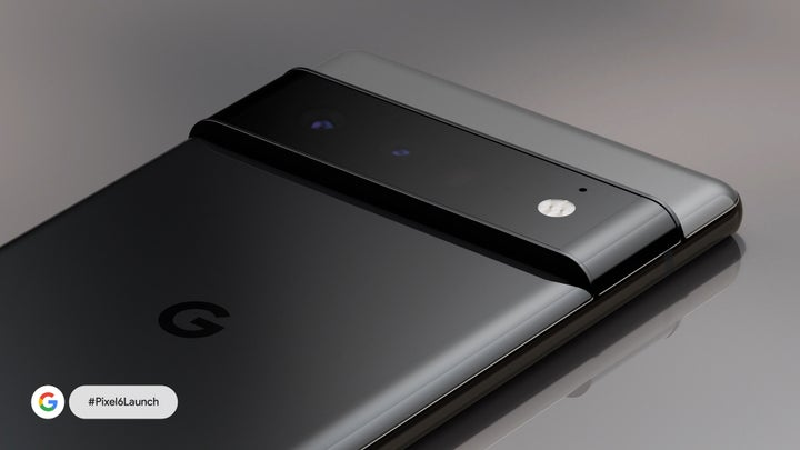 Google Pixel 6 Pro design