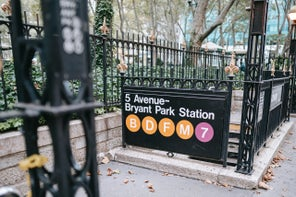 New York City's subway system isn't ready for a storm-filled future