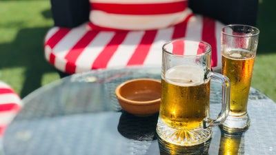 Why beer serving sizes are so weird