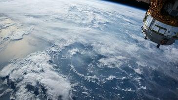 Nasa satellite Earth image